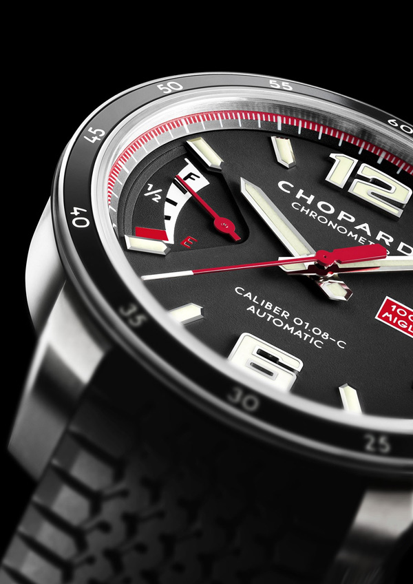 red second hand Replica Chopard Mille Miglia GTS Watches