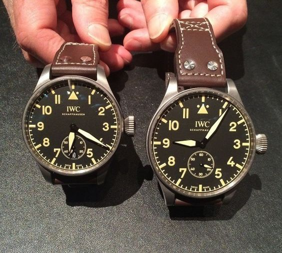 replica IWC Big Pilot's Heritage Watch