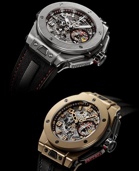 Replica Hublot Big Bang Ferrari Watches