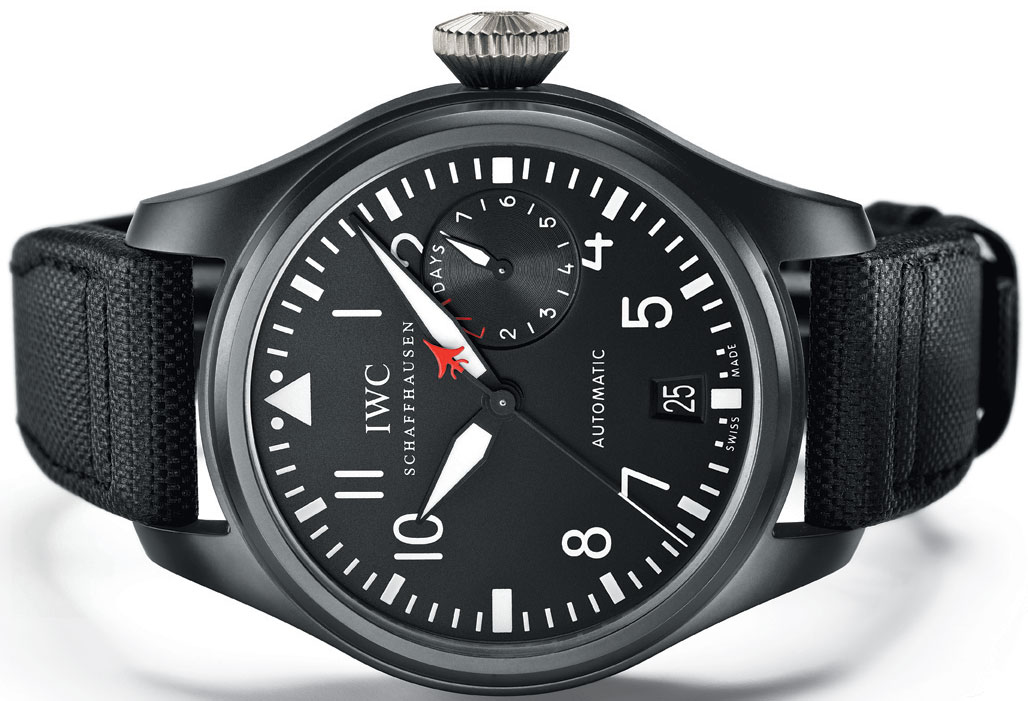 IWC Big Pilot Top Gun Watch
