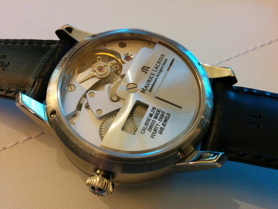 New Maurice Lacroix Masterpiece Gravity Replica Watch
