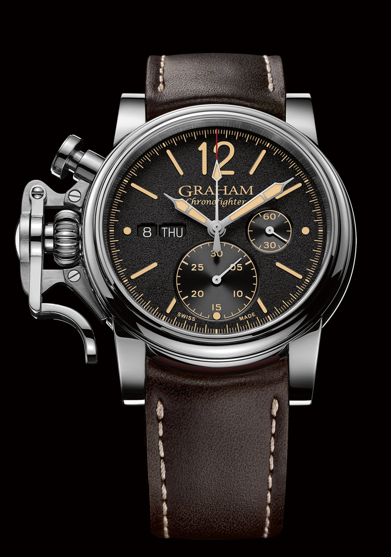Graham Chronofighter Vintage Anniversary Collection