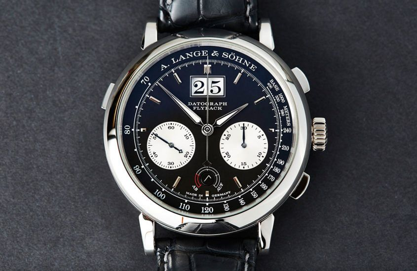 A. Lange & Söhne Saxonia Datograph Up/Down