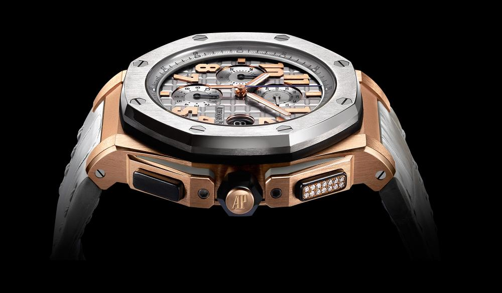 Audemars Piguet Royal Oak Offshore Chronographe LeBron James