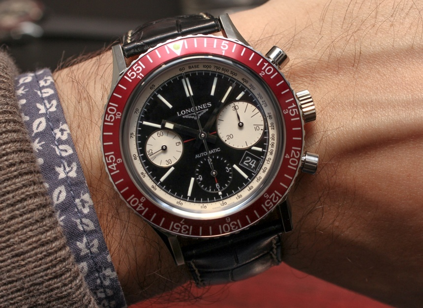 Longines Heritage Diver 1967 Chronograph