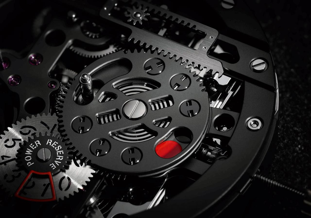 Hublot Big Bang MECA-10 movement 3