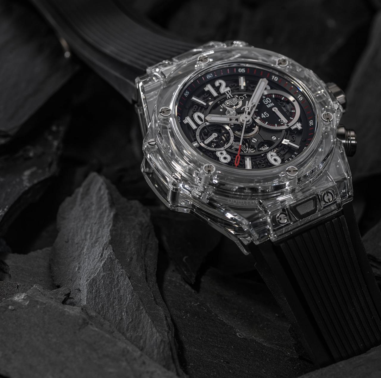 Hublot Big Bang Unico Magic Sapphire 3