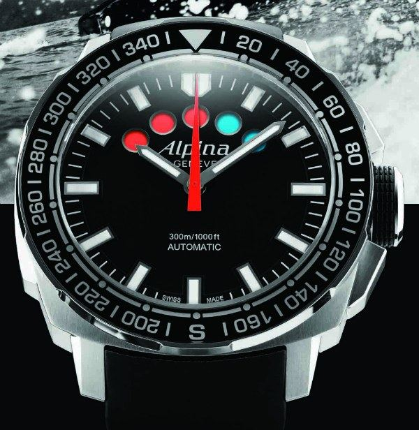 Alpina Sailing Collection Chronograph Watch Releases
