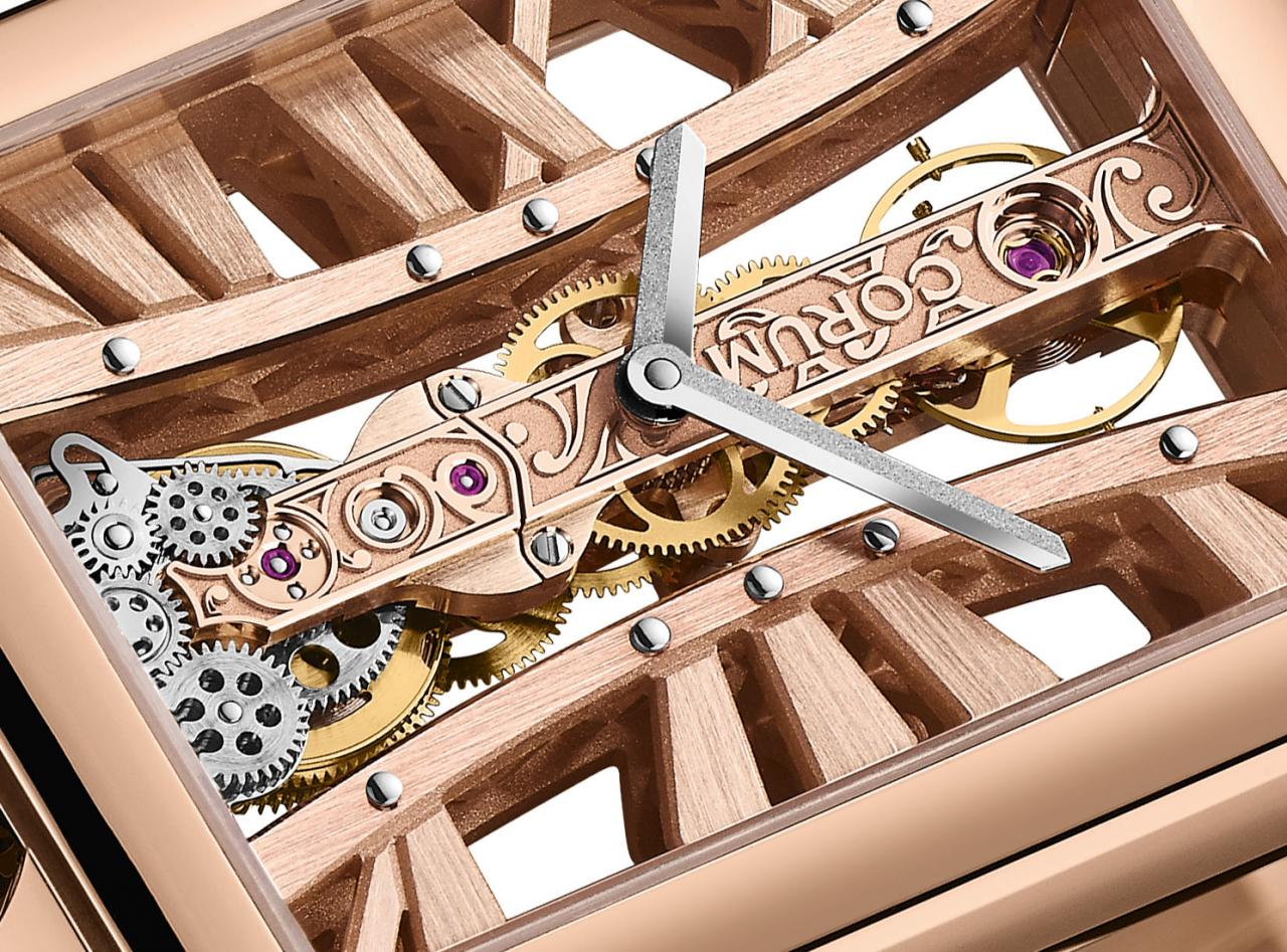 Corum Golden Bridge Rectangle 3
