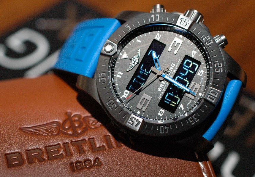 Breitling Exospace B55 Connected Watch