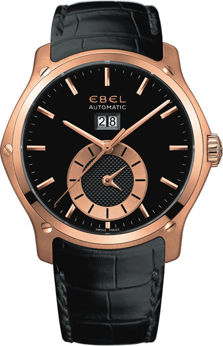 Ebel Classic Hexagon GMT Rose Gold Watch: Two Times Done Well Watch Releases
