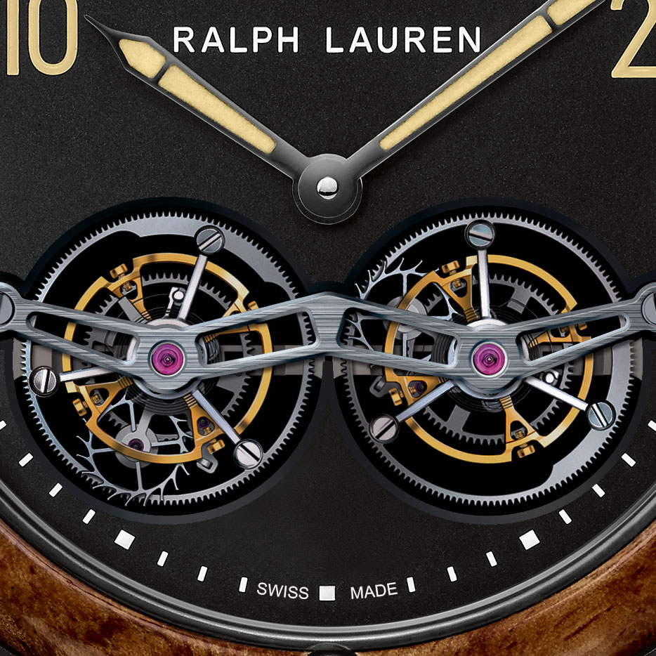 Ralph Lauren RL Automotive Double Tourbillon zoom